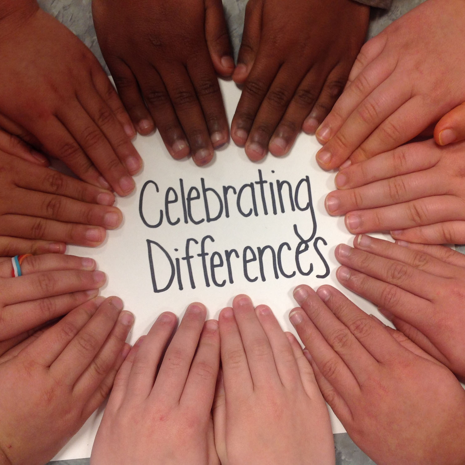 Celebrating Differences